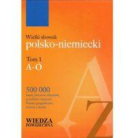 Wielki słownik polsko niemiecki tom 1-2 (ilość stron 2369)