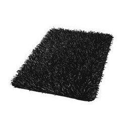 Dywanik łazienkowy 60x100 cm Riva czarna (kawowy) Kleine Wolke
