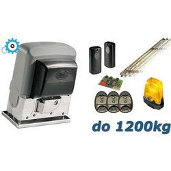 XXL Zestaw CAME BK SPACE do 1200kg - 6mb listwy zębatej z kategorii automatyka do bram