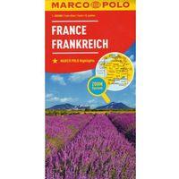 Marco Polo Mapa Samochodowa Francja 1:800 000 Zoom, pozycja wydawnicza