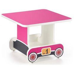 Producent: elior Stolik dla dziewczynki wagonik milo 3x - różowy
