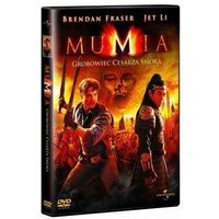 Mumia 3 - Grobowiec cesarza smoka (DVD) - Alfred Gough, Miles Millar (5900058122394)