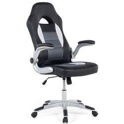 Beliani Krzesło biurowe czarne - obrotowe - dla graczy - dean (7081456028698)