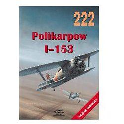 POLIKARPOW I-153 MILITARIA 222, pozycja wydawnicza