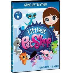 Littlest Pet Shop. Część 6. DVD z kategorii Seriale, telenowele, programy TV
