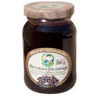 Fungopol przetwory - Mus z owocu bzu czarnego 200g