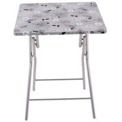 Stół składany Flower 60 x 60 cm PATIO (5904134482693)