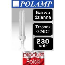 Świetlówka kompaktowa PLC PL-C 2P G24D2 18W 4000K od ledmax.sklep.pl