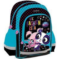 Plecak szkolny Littlest Pet Shop 372659 - Starpak