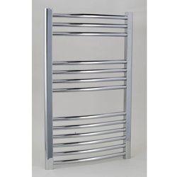 Grzejnik łazienkowy wetherby wykończenie zaokrąglone, 500x800, owany marki Thomson heating