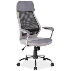 Signal Szare krzesło obrotowe q-336