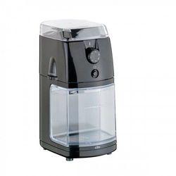 Elektryczny młynek do kawy, stal/tworzywo sztuczne, 15,5 x 10,5 x 22,5 cm marki Cilio