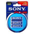 Bateria SONY Stamina Platinum LR3/AAA (4 szt.)