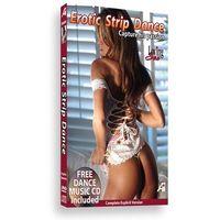 DVD edukacyjne - Alexander Institute Erotic Strip Dance Educational DVD - Taniec Erotyczny