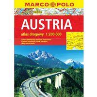 Austria. Atlas samochodowy 1:200 000. Marco Polo, pozycja wydana w roku: 2007