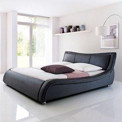 Soma łóżko tapicerowane 160 cm marki Fato luxmeble