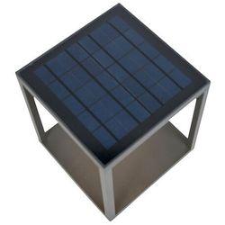 Lampa zewnętrzna z kolektorem słonecznym, czujnikiem ruchu i wyłącznikiem zmierzchowym - Volendam