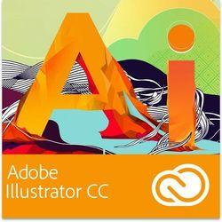 Adobe Illustrator CC PL Multi European Languages Win/Mac - Subskrypcja (12 m-ce) z kategorii Programy graficzne i CAD