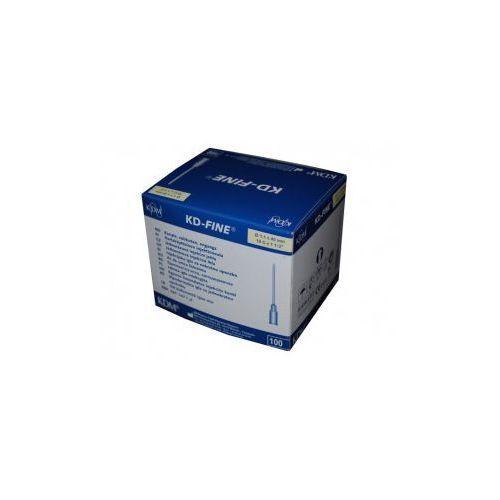 Igły iniekcyjne kd-fine 0,45x12 od producenta Kd medical