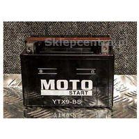 Akumulator motocyklowy Moto Start YTX9-BS 8Ah 120A