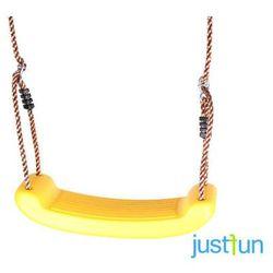 Huśtawka plastikowa - żółty, towar z kategorii: Huśtawki ogrodowe