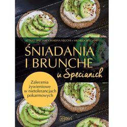 Śniadania i brunche u Specianich. Zalecenia żywieniowe w nietolerancjach pokarmowych, książka z ISBN: 9788