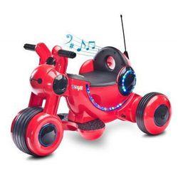Gizmo pojazd na akumulator motor dziecięcy Red, Toyz z strefa-dziecko.pl