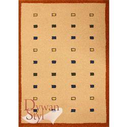 Dywanstyl.pl Dywan vision play beżowy 080x150 prostokąt