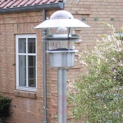 Nordlux Blokhus lampa stojąca Stal nierdzewna (5701581125049)