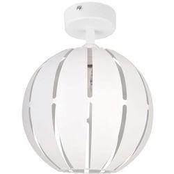 Plafon Sigma Lighting Globus Prosty M biały