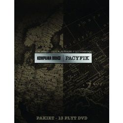 Film GALAPAGOS Pacyfik / Kompania Braci (13 DVD) (film)