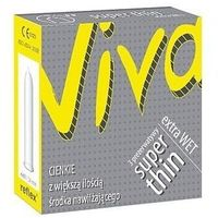 Prezerwatywy super cienkie marki Viva