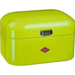 Wesco  - pojemnik na pieczywo grandy - zielony - zielony, kategoria: chlebaki