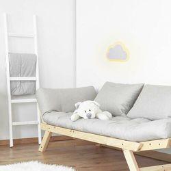Lampa dziecięca Rabalux Babette 4544 plafon ścienny chmurka kinkiet 1x12W LED biały