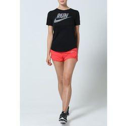 Nike Performance ACE COURT Krótkie spodenki sportowe ember glow/white, materiał poliester||elastan, czerwony