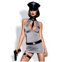 Police dress kostium 5-cz marki Obsessive