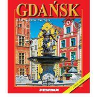 Gdańsk i okolice mini - wersja angielska - Rafał Jabłoński