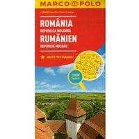 Marco Polo Mapa Samochodowa Rumunia, Mołdawia 1:800 000 Zoom, książka z ISBN: 9783829738408