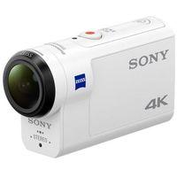 Kamera 4k action cam fdr-x3000r w zestawie uchwyt aka-fgp1, odbierz w  centre - katowice, kraków marki Sony