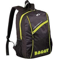 Plecak SPOKEY Baggy 15 Czarno-Zielony