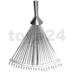 Grabie wachlarzowe metalowe / 99391 / FLO - ZYSKAJ RABAT 30 ZŁ