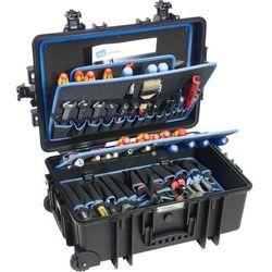 B & w international Walizka narzędziowa  jumbo 6700 117.19/p, (sxwxg) 595 x 235 x 440 mm czarna
