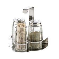 Tescoma komplet sól, pieprz i wykałaczki classic