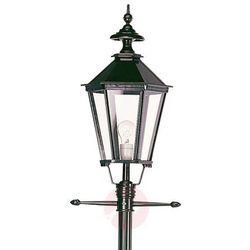 K. s. verlichting Atrakcyjna latarnia manchester 1-pkt., czarna (8714732503143)