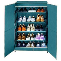 Szafka BREEZE na obuwie, buty - aż 15 par, WENKO (4008838147290)