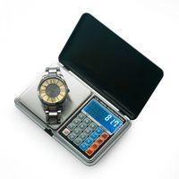 Waga kieszonkowa jubilerska elektroniczna kalkulacyjna 1000g / 0,1g