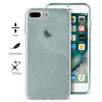 glitter shine cover - etui iphone 7 plus / iphone 6s plus / iphone 6 plus (light blue) limited edition marki P