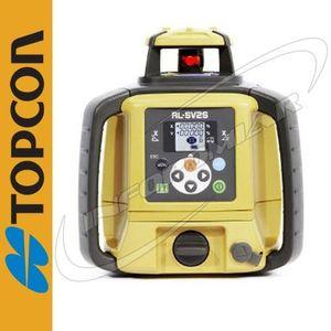 Niwelator laserowy Topcon RL-SV2S + statyw + łata, RL-SV2S (zestaw1)