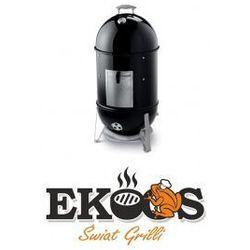 Wędzarnia smokey mountain cooker 47 cm, czarny marki Weber