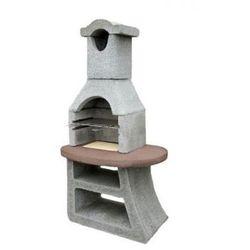 Grill ogrodowy betonowy roma asymetryczny 11714 + darmowy transport! marki Landmann